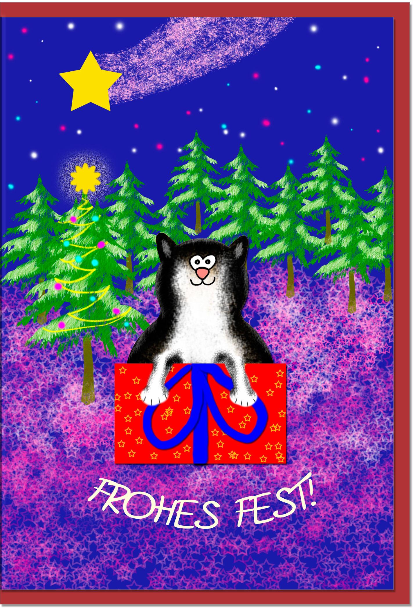 Weihnachtskarten / Grußkarten /Weihnachten Weihnachten