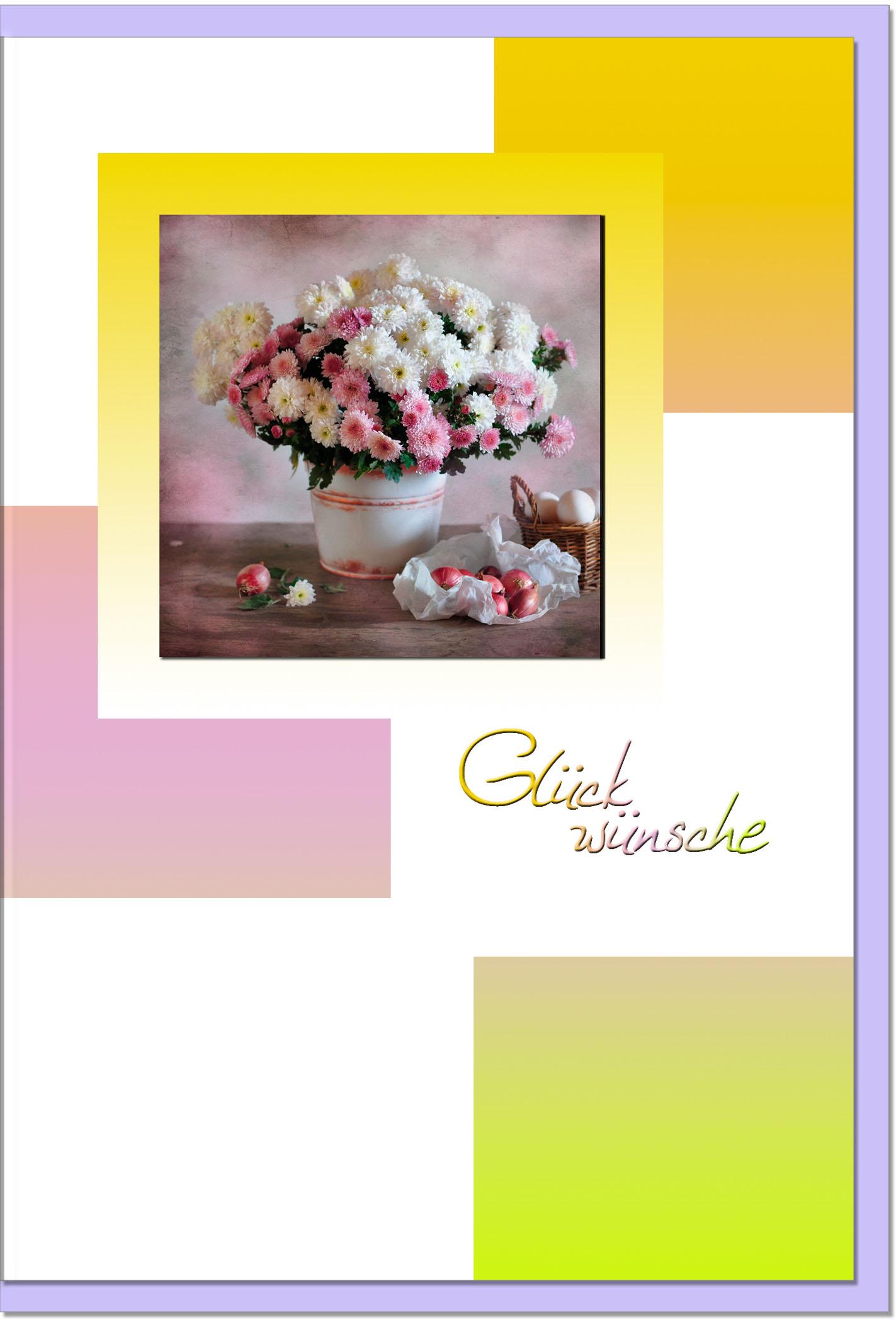 Glückwunschkarten / Grußkarten /Glückwunsch Stllleben