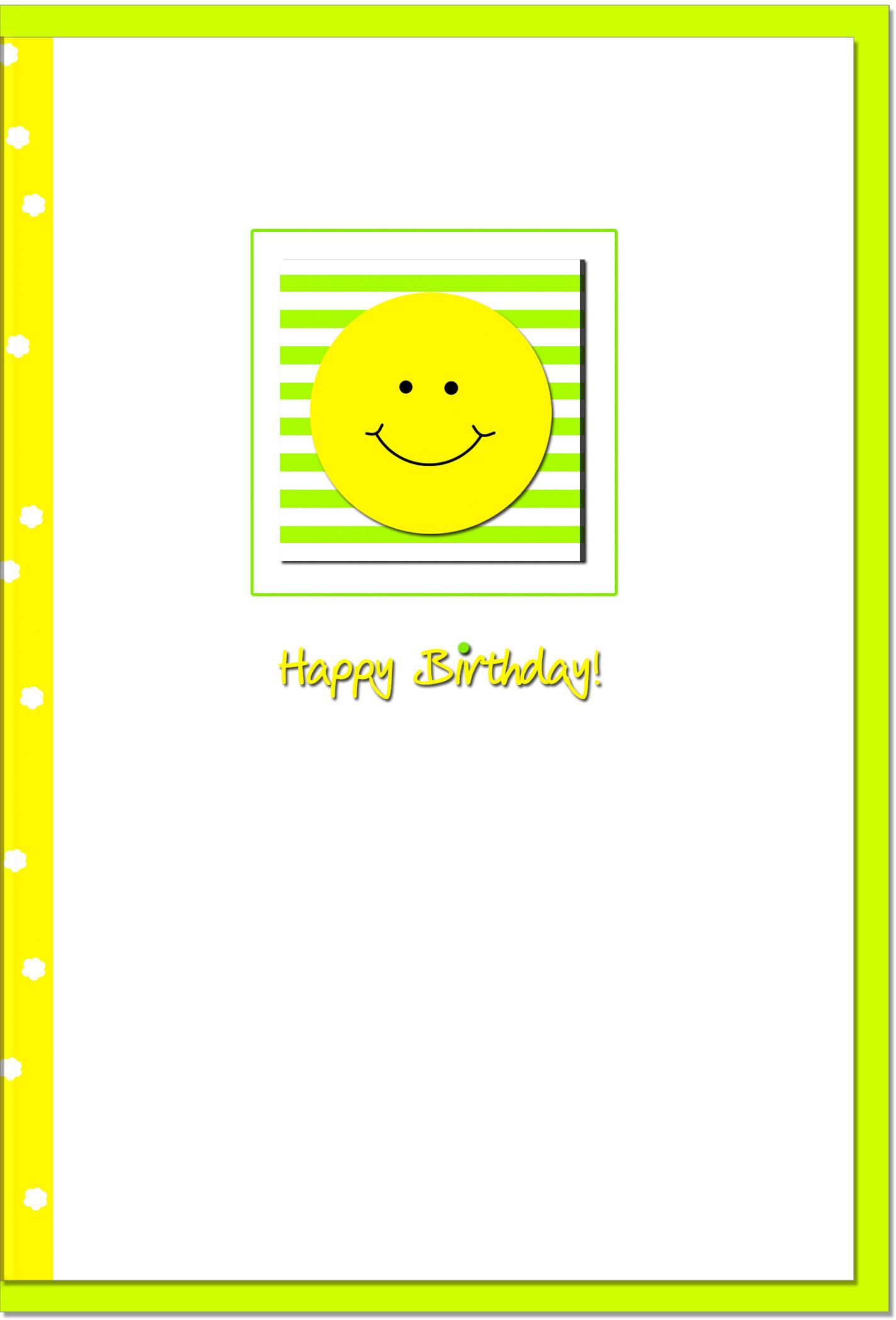Geburtstagskarten / Grußkarten /Geburtstag Sonne