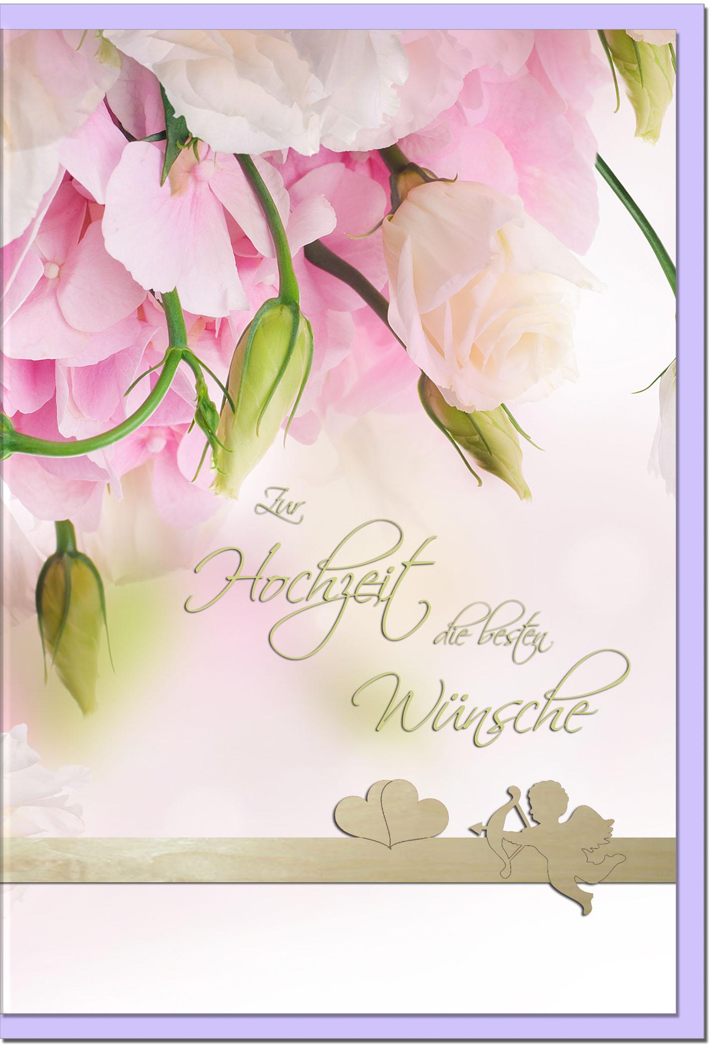 Hochzeitskarten / Grußkarten /Hochzeit Blumen