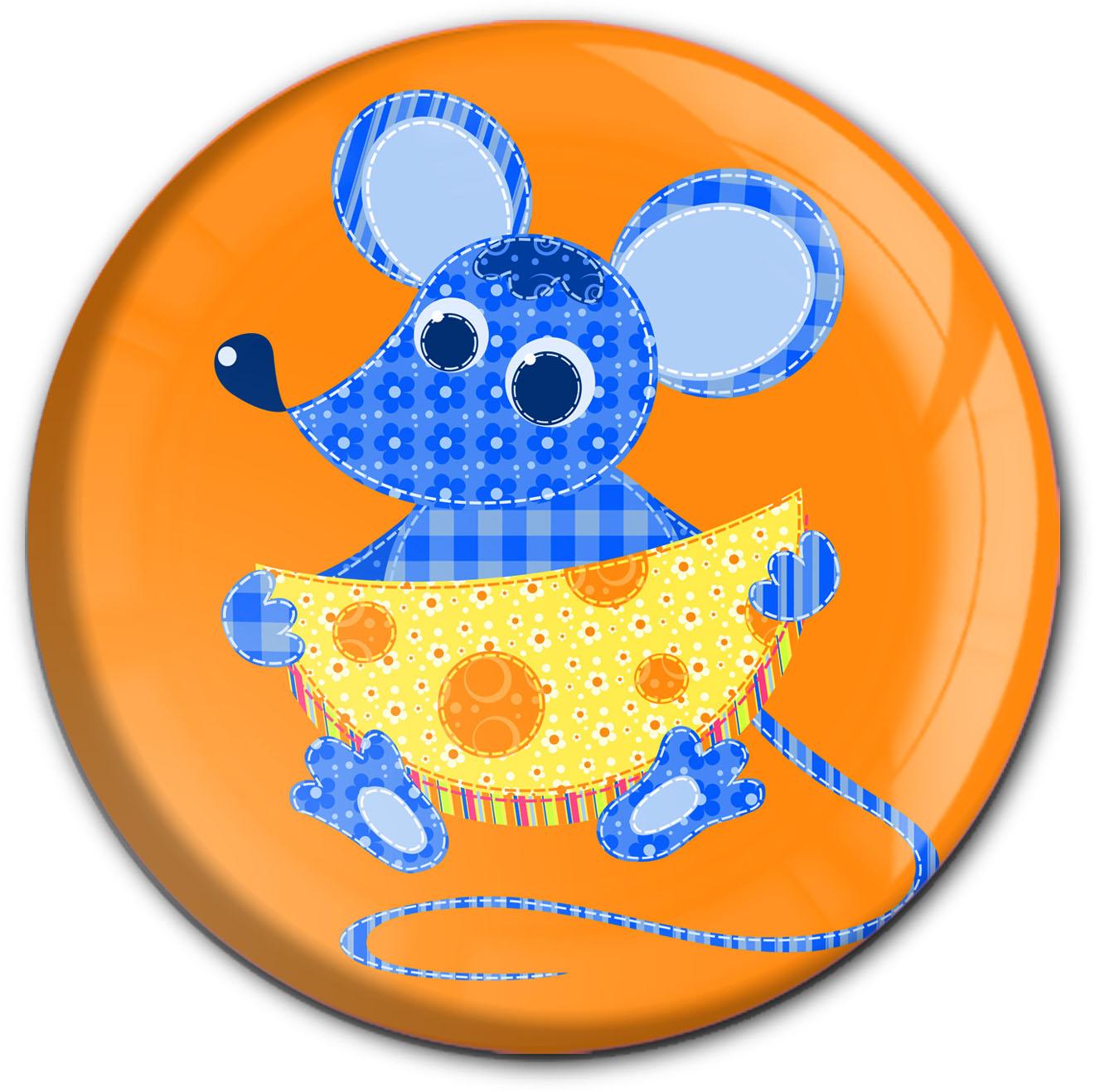Magnet / Kühlschrankmagnet / Maus
