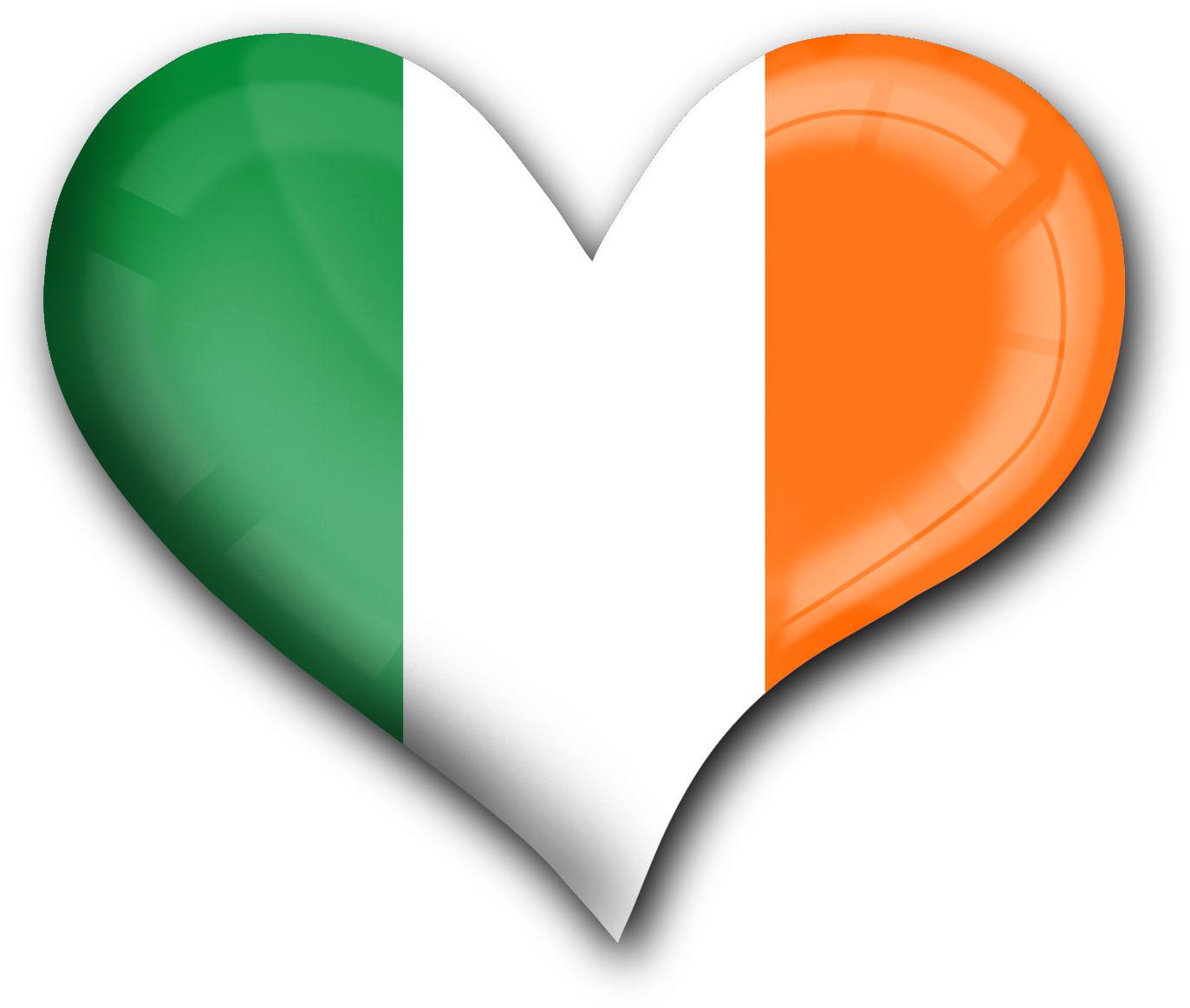 """metALUm Premium Magnete eckig """"Flagge Irland"""""""