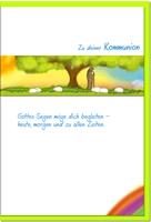 Kommunionskarten / Grußkarten /Kommunion Hirte