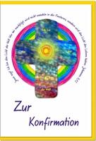 Konfirmationskarten / Grußkarten /Konfirmation Sonne