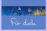 Grußkarten /Verschiedenes Wiesenblumen
