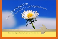 Konfirmationskarten / Grußkarten /Konfirmation Margerite
