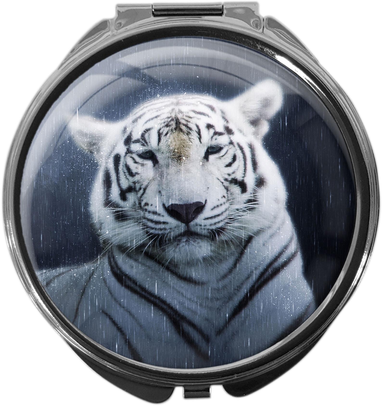 Pillendose / Tiger / Raubtiere / Wildkatzen