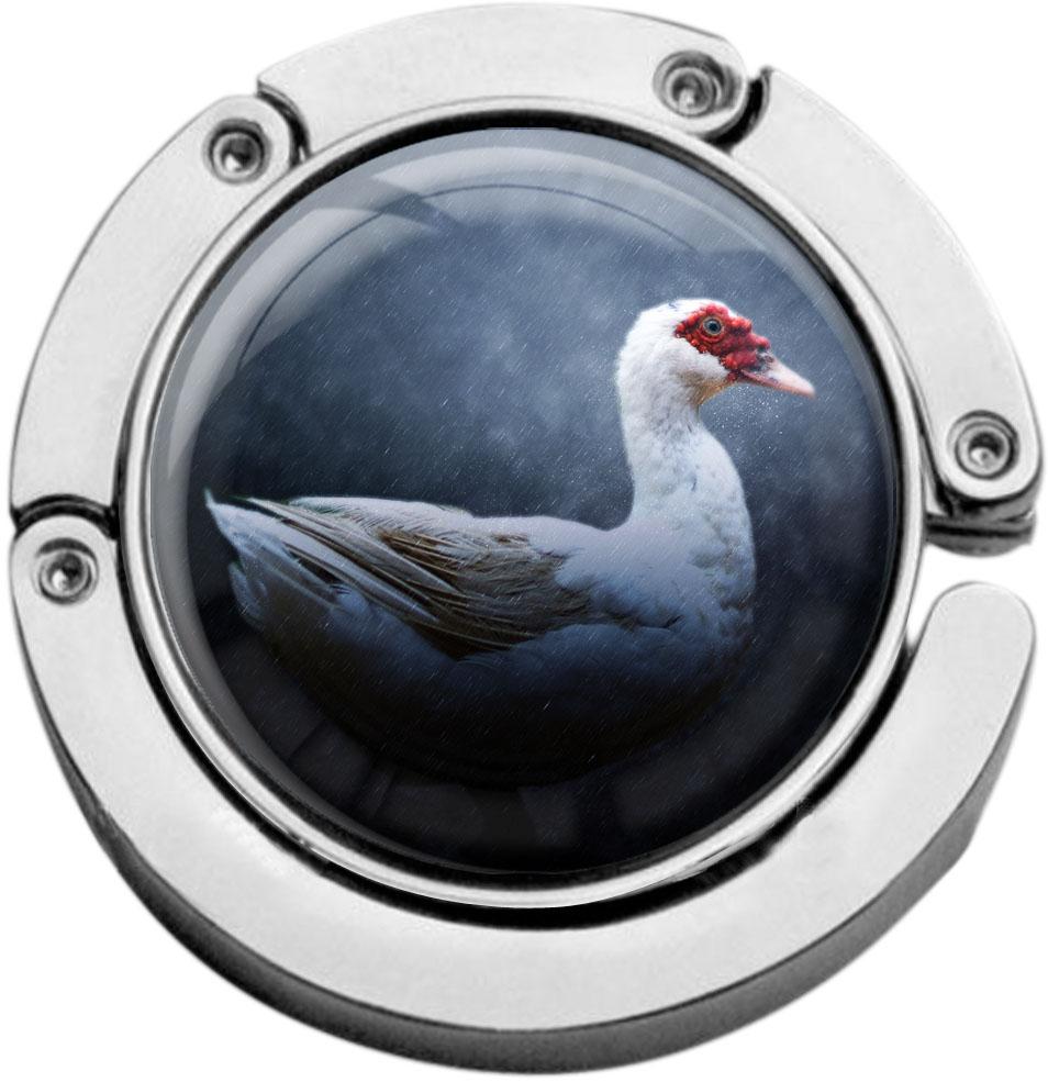 Taschenaufhänger / Ente / Wildtiere