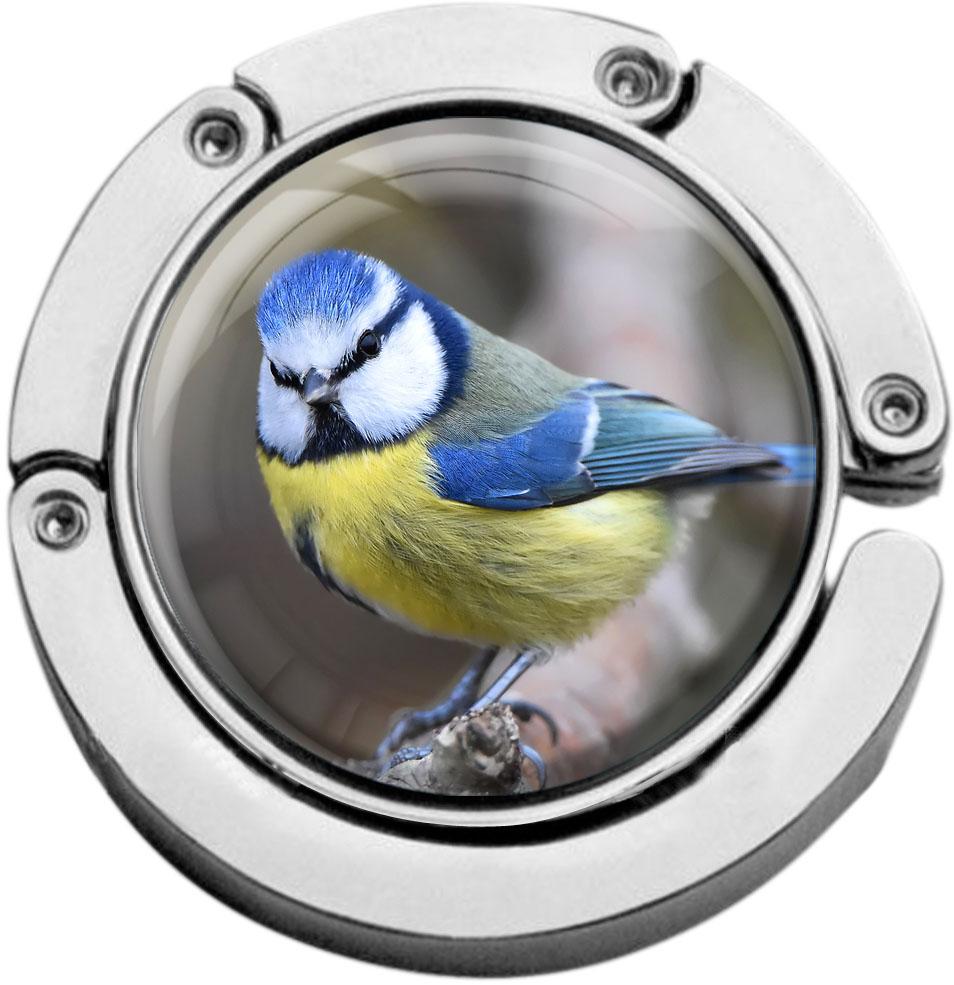 Taschenaufhänger / Meise / Vögel