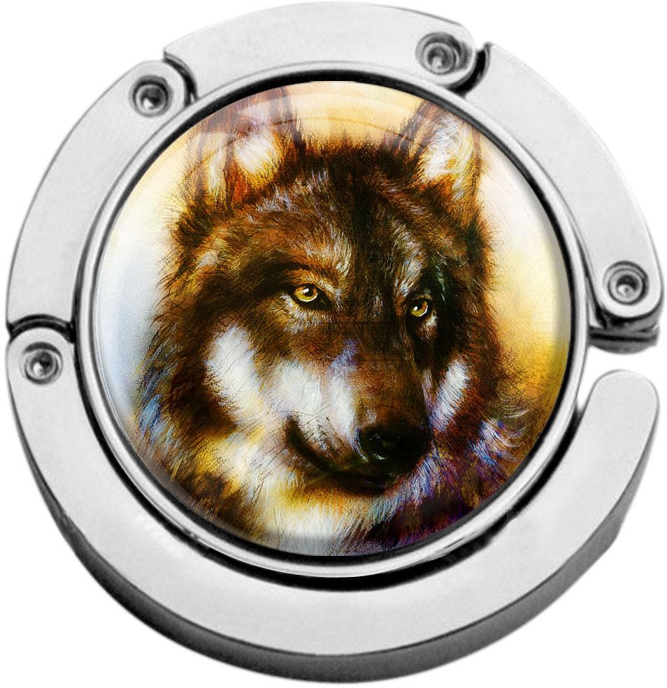 Taschenaufhänger / Wolf / Raubtiere / Wild