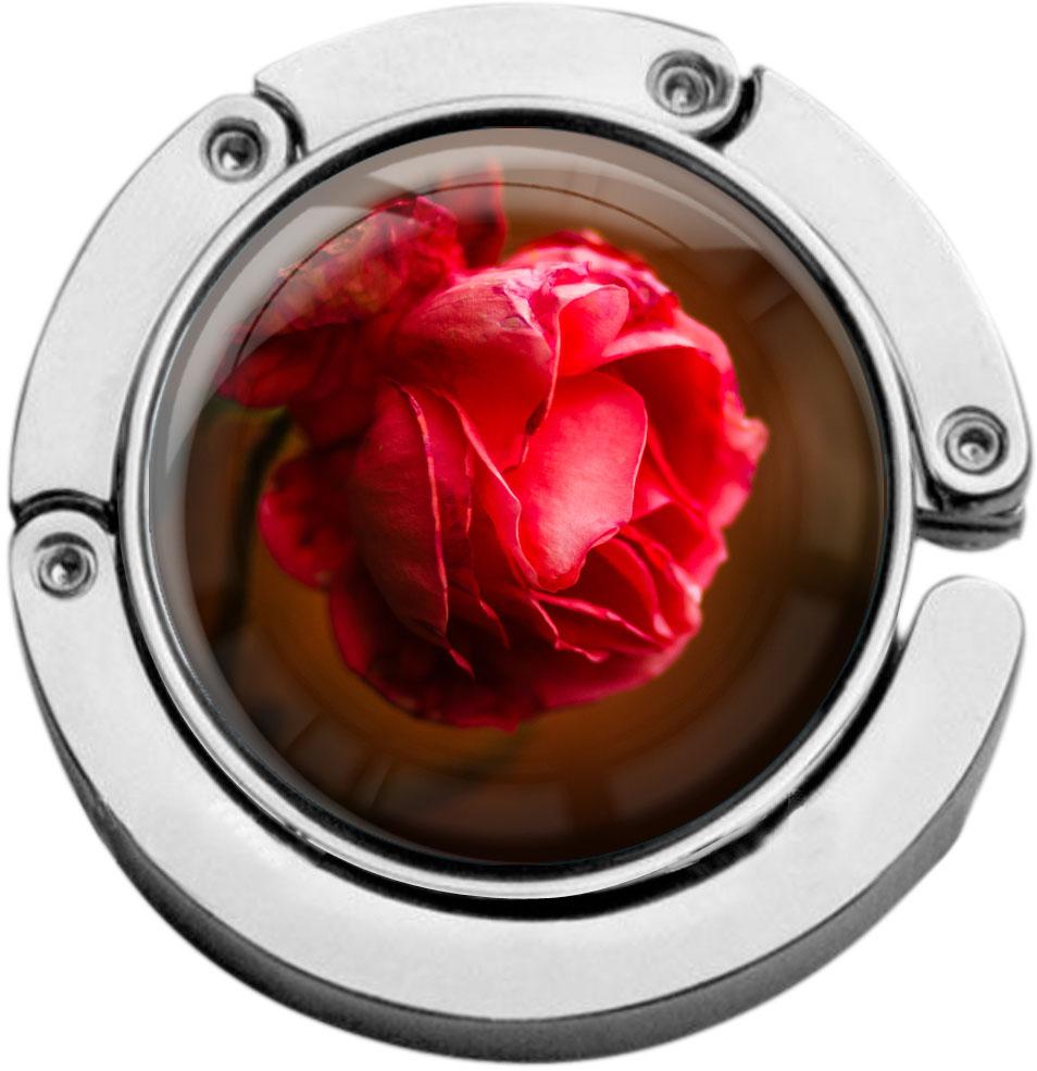 Taschenaufhänger / Rose