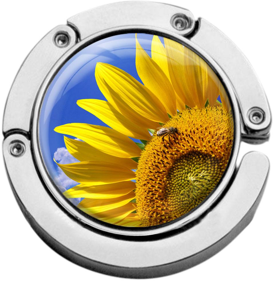 Taschenaufhänger / Sonnenblume