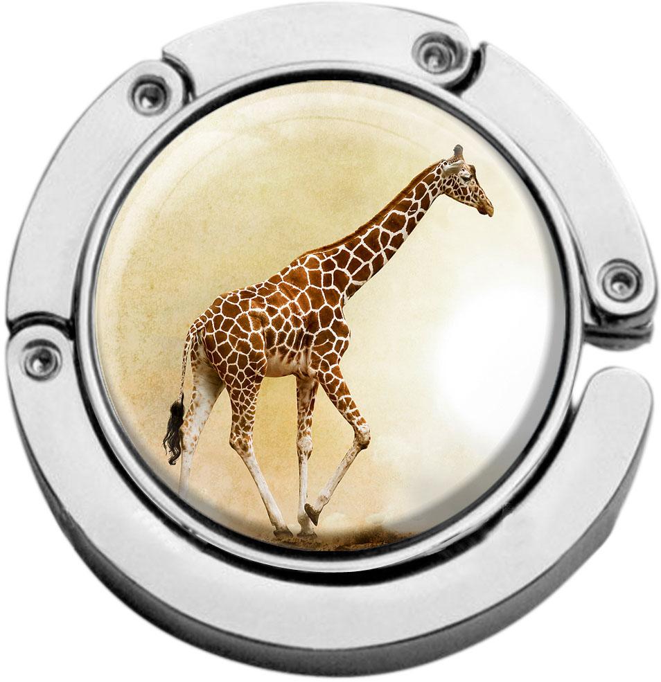 Taschenaufhänger / Giraffe / Wildtiere