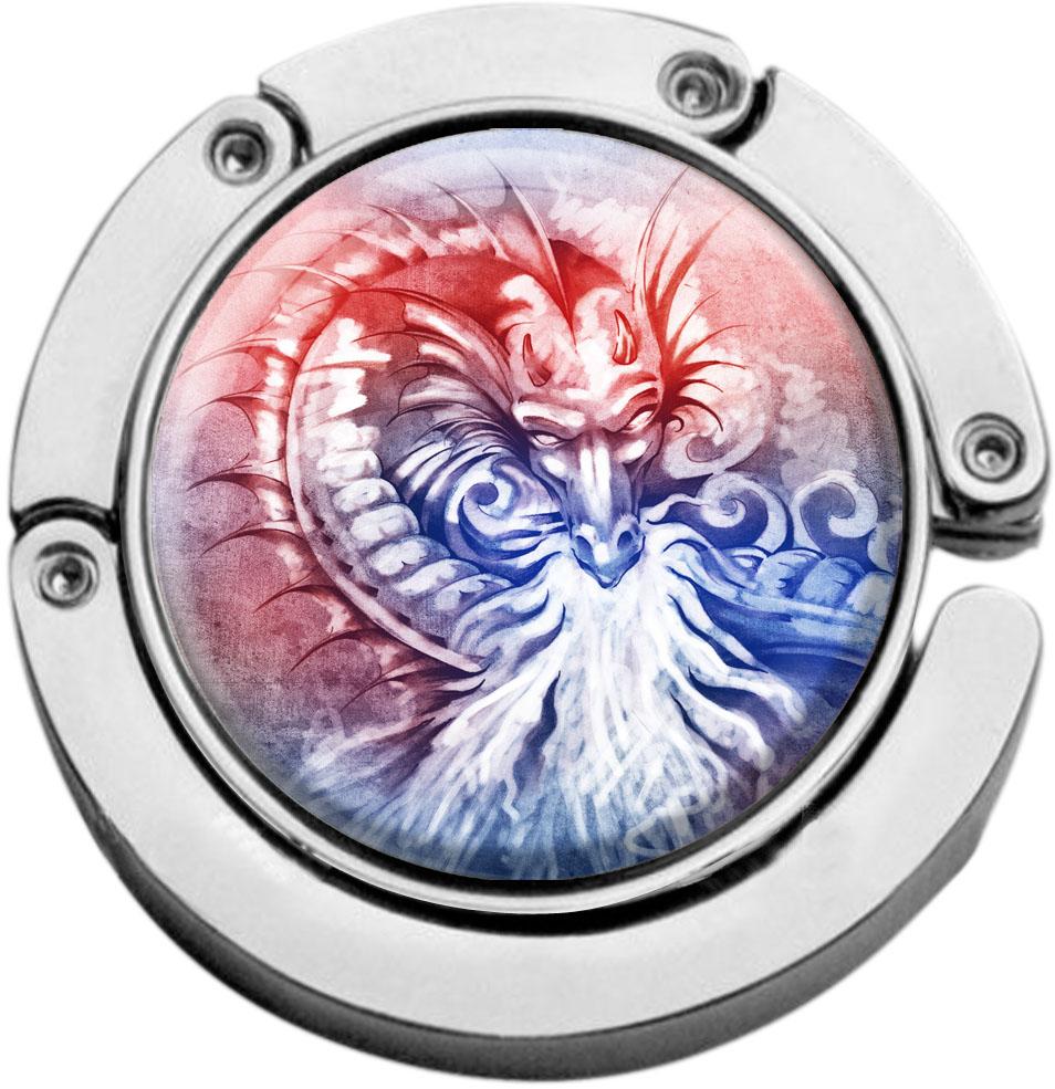 Taschenaufhänger / Drachen / Mystik