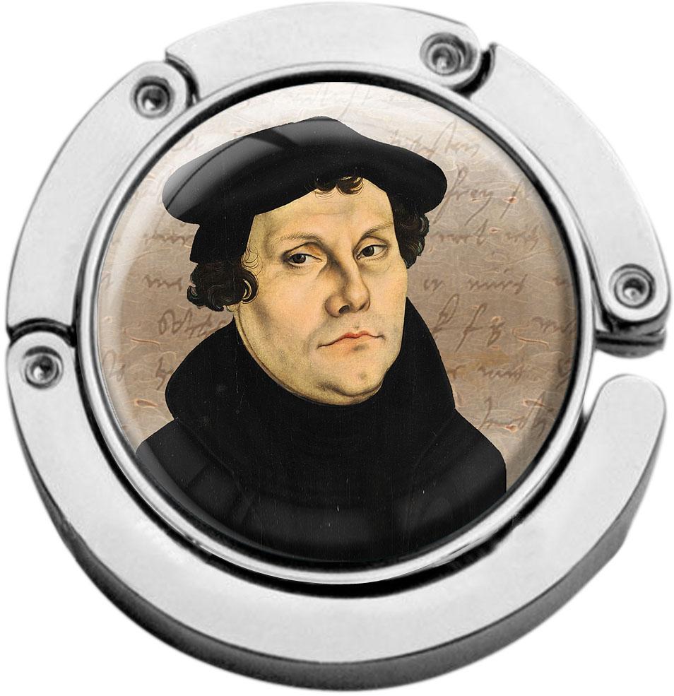 Taschenaufhänger / Martin Luther / Christlich