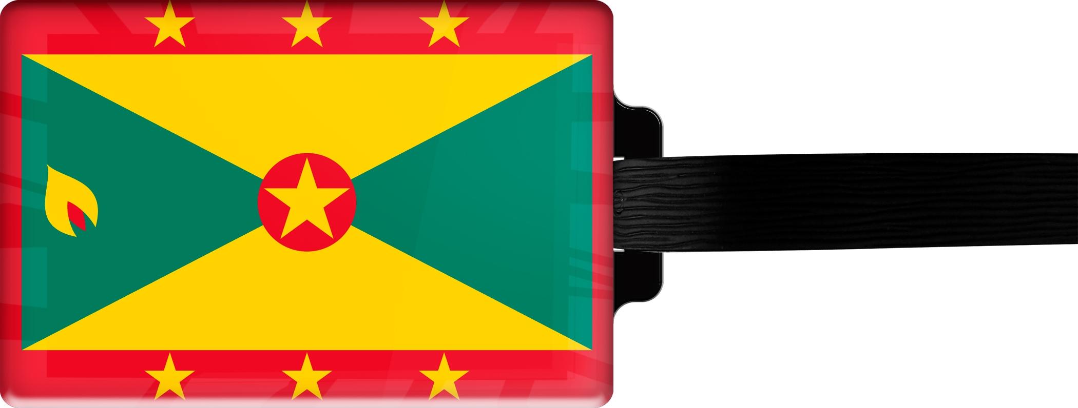 """metALUm Premium Gepäckanhänger """"Grenada"""""""