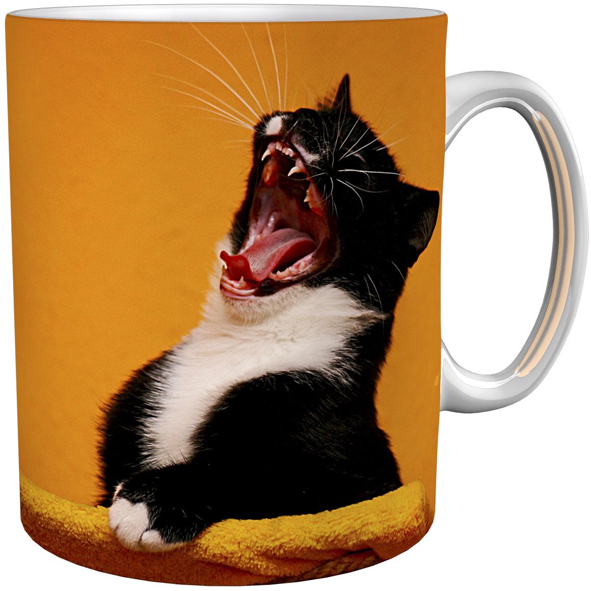 Kaffeetasse / Kaffeebecher / Katzen / Geschenktasse