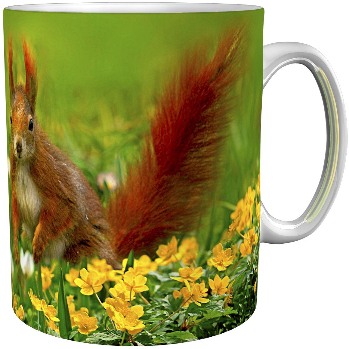 Kaffeetasse / Kaffeebecher / Eichhörnchen / Geschenktasse