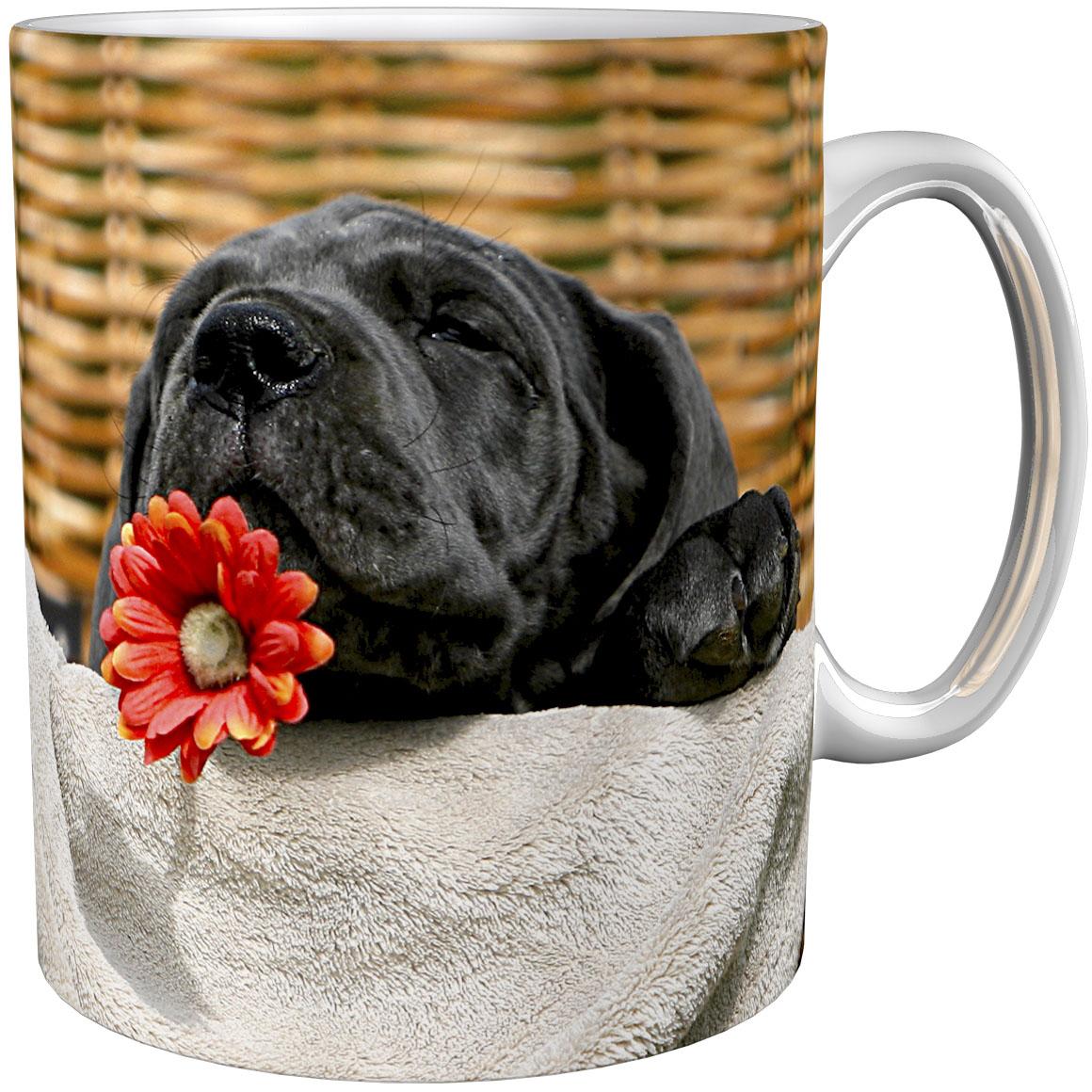 Kaffeetasse / Kaffeebecher / Hunde / Welpen / Geschenktasse