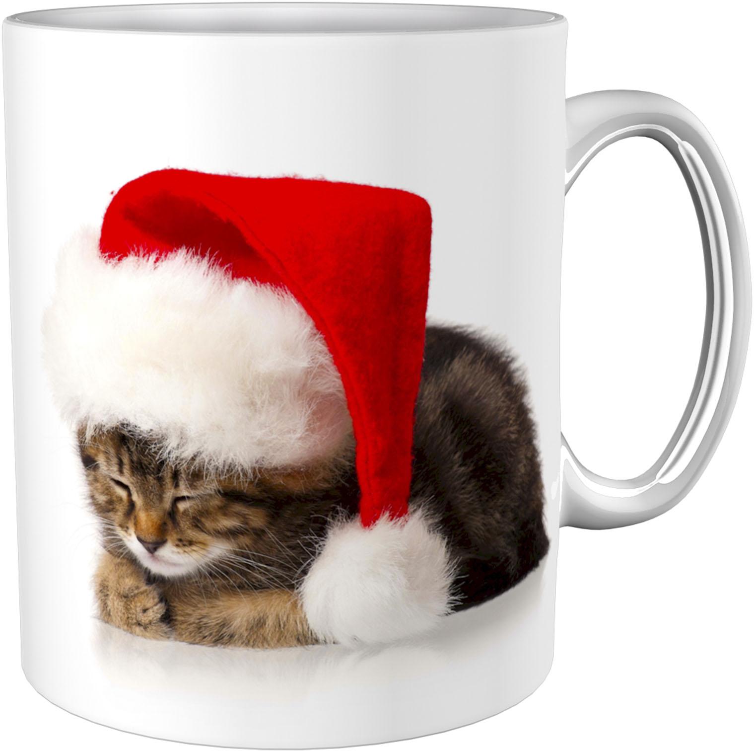 Kaffeetasse / Kaffeebecher / Weihnachten / Geschenktasse