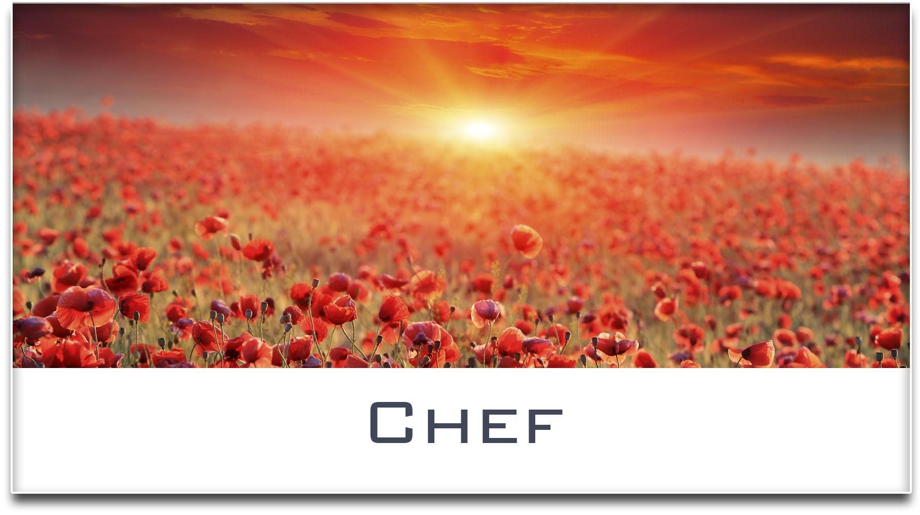 Türschild / Haustürschild / Mohnfeld / Sonnenuntergang / Chef / Selbstklebend