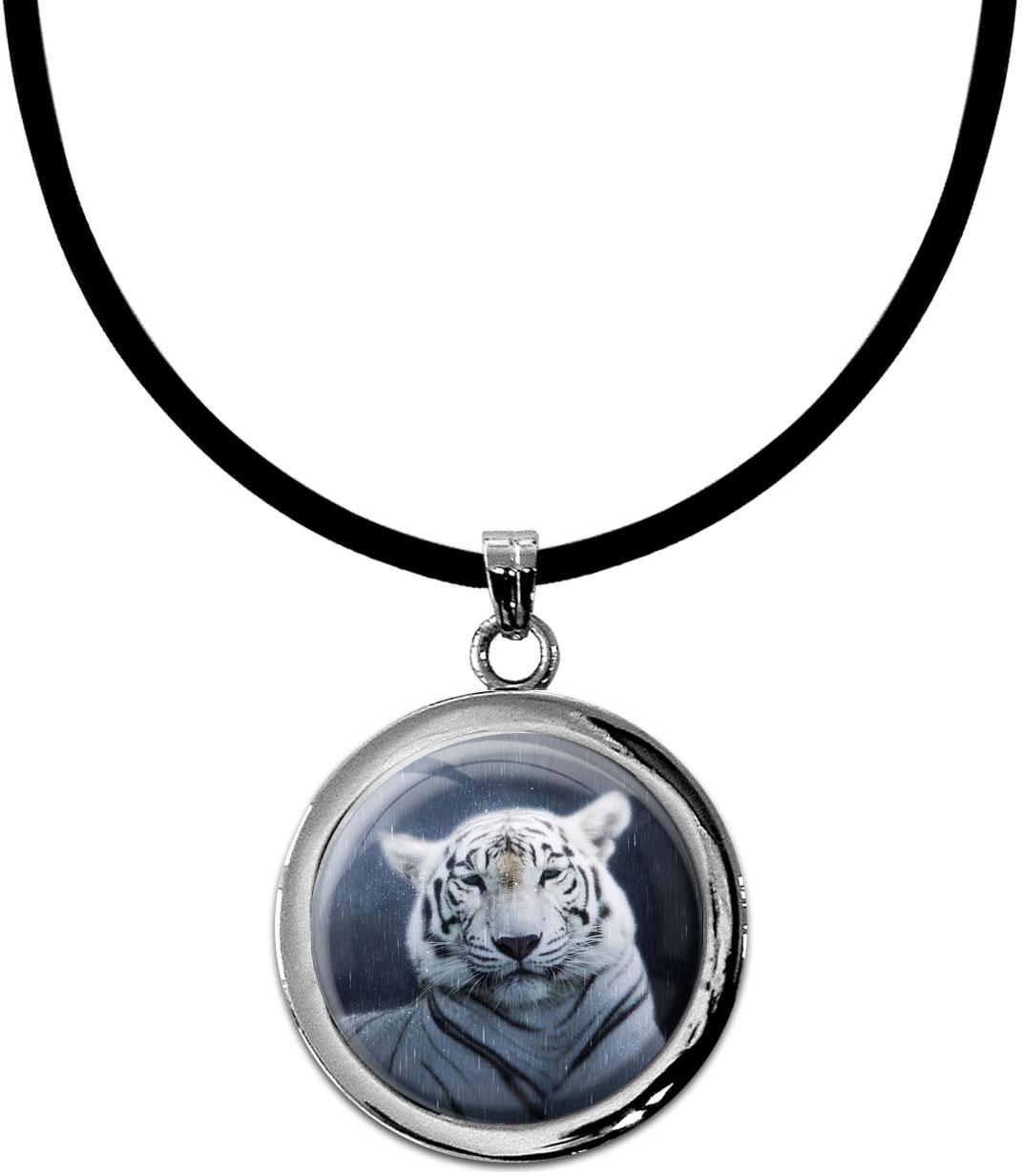 Kettenanhänger / Tiger / Raubtiere / Wildkatzen