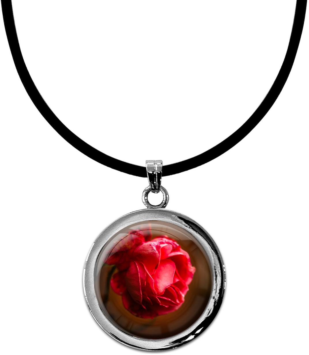 Kettenanhänger / Rose