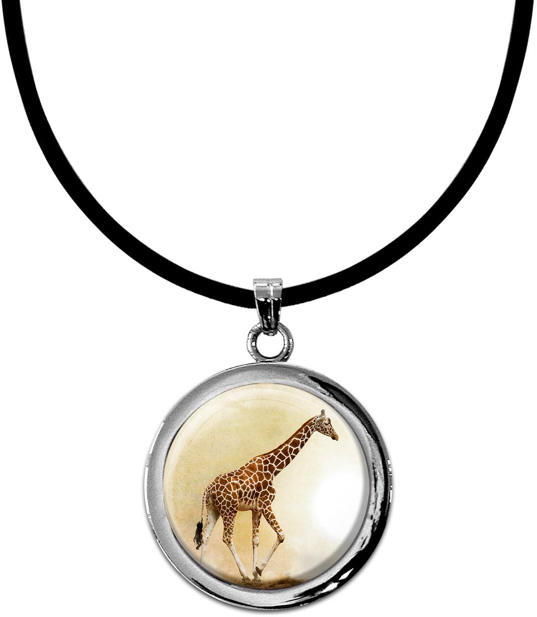 Kettenanhänger / Giraffe / Wildtiere