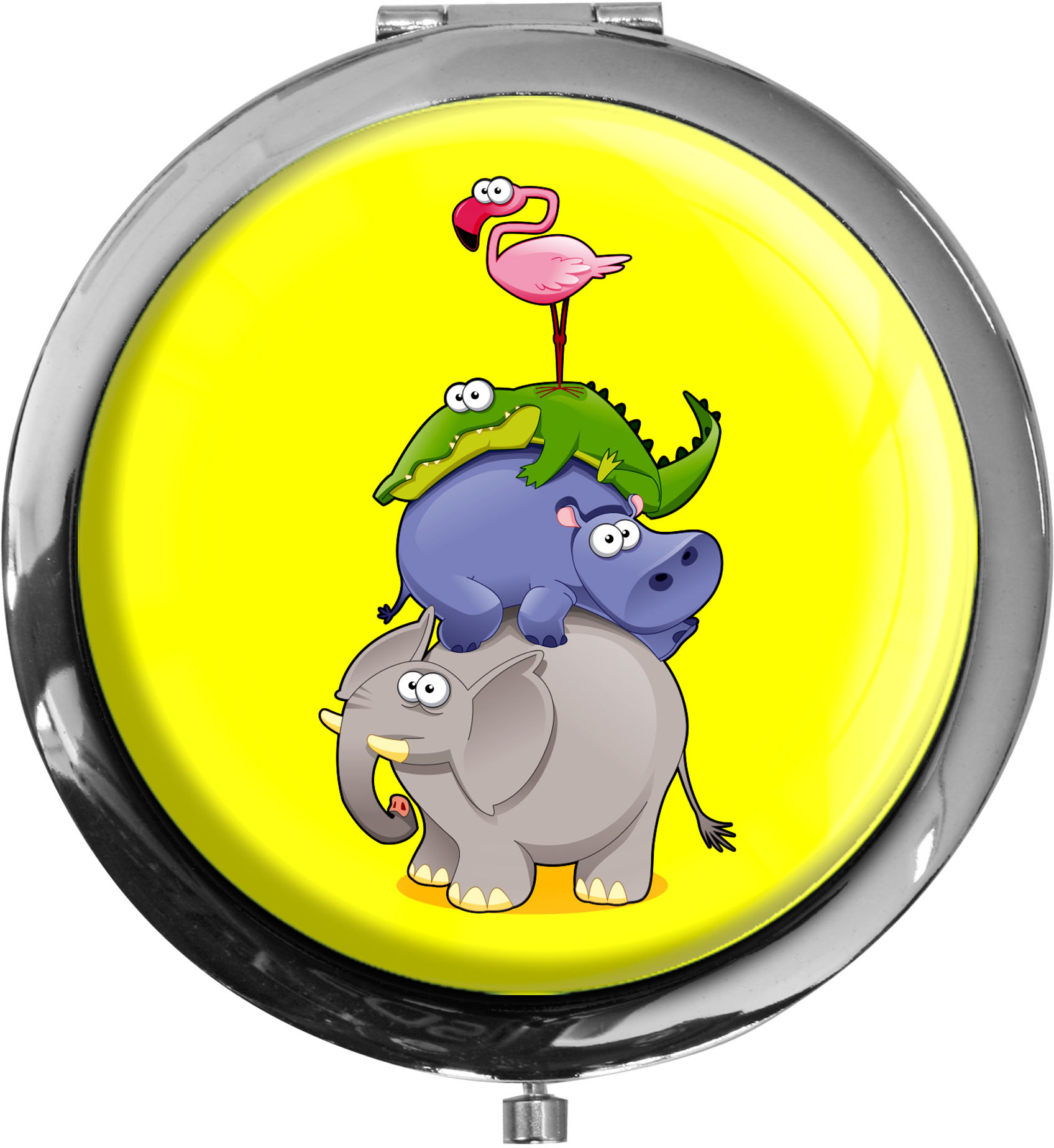 Taschenspiegel / Spiegel / Tiere