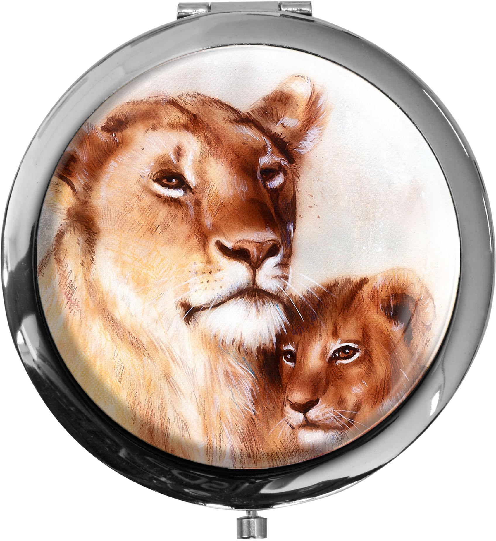 Taschenspiegel / Spiegel / Pumas