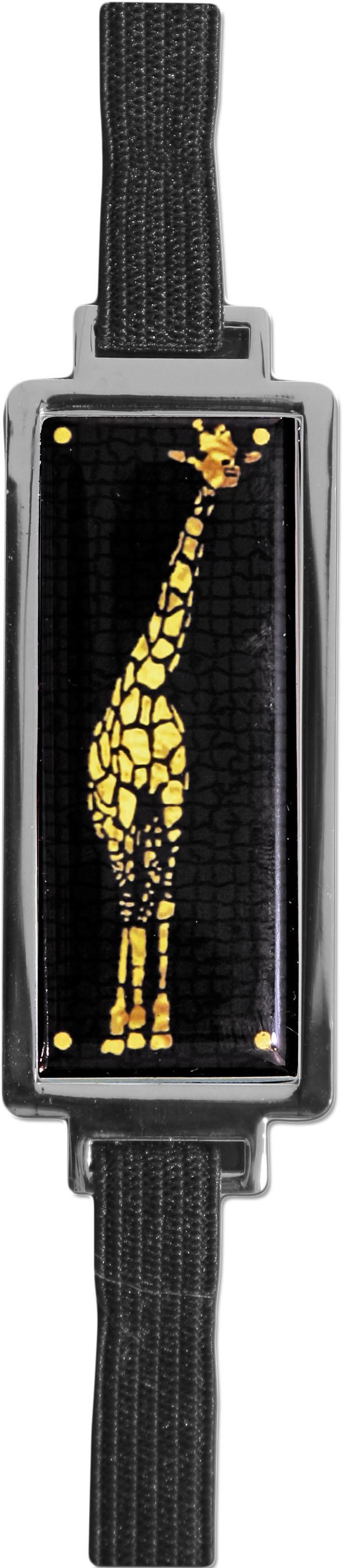 """Metall - Lesezeichen  """"Giraffe"""""""