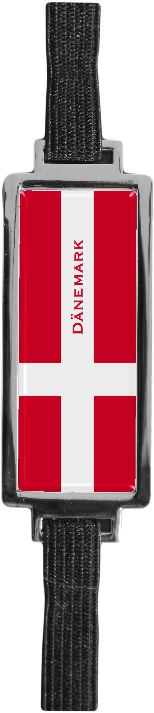 """Metall - Lesezeichen  """"Dänemark"""""""