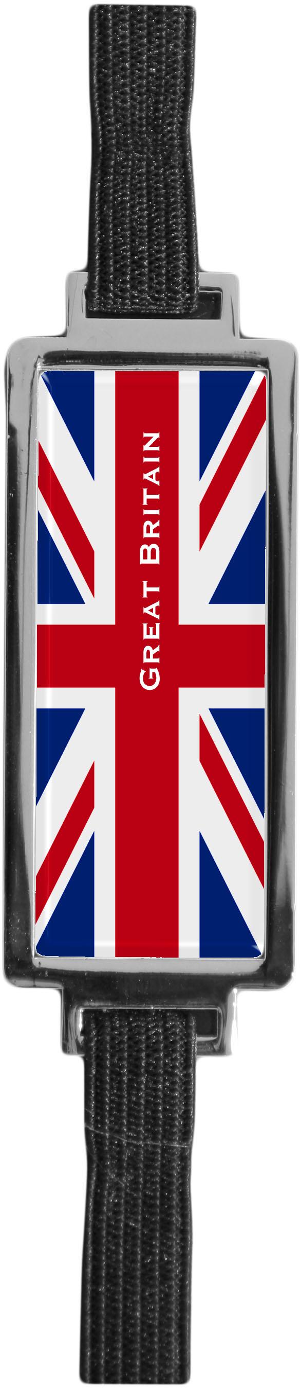 """Metall - Lesezeichen  """"Great Britain"""""""