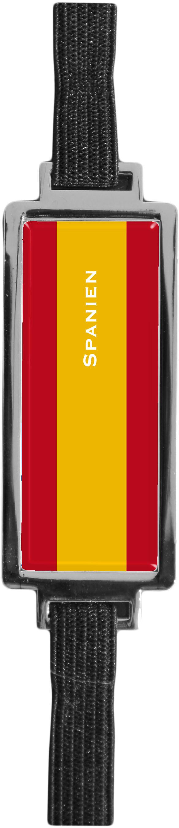 """Metall - Lesezeichen  """"Spanien"""""""