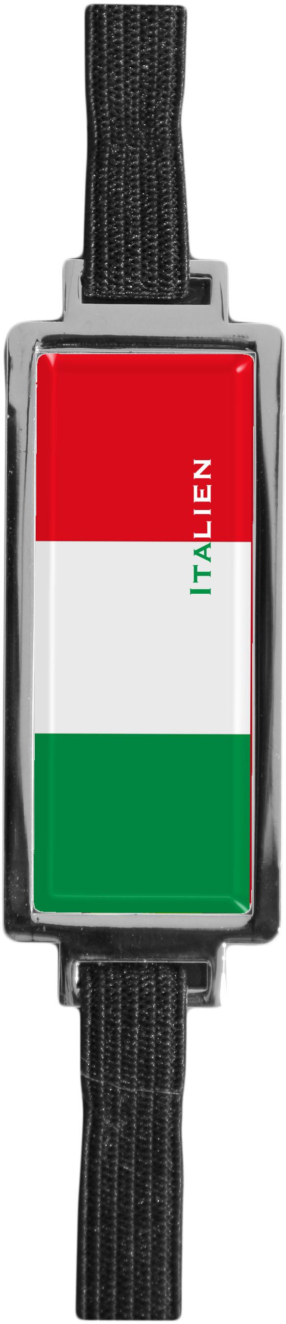 """Metall - Lesezeichen  """"Italien"""""""