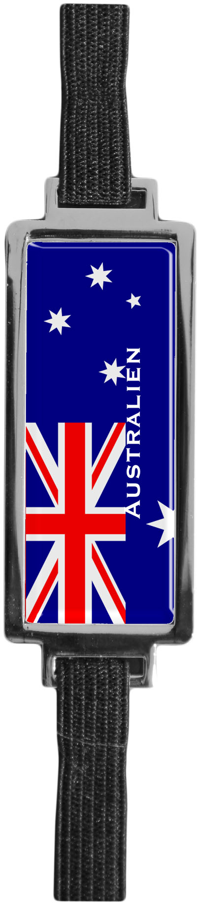 """Metall - Lesezeichen  """"Australien"""""""