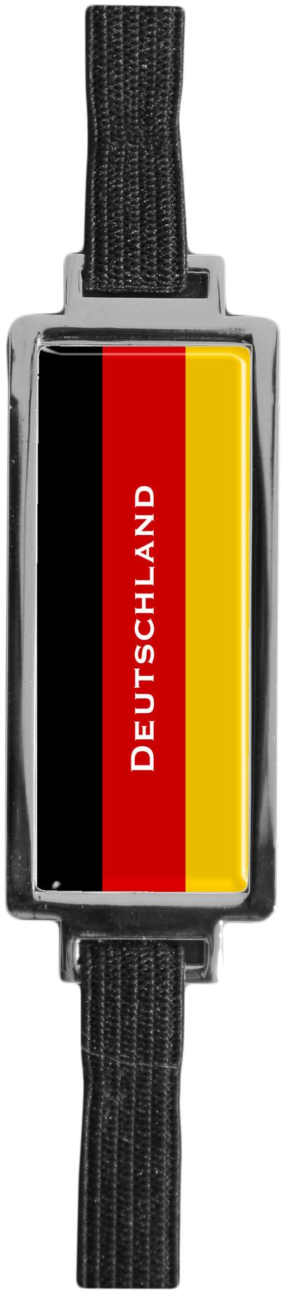 """Metall - Lesezeichen  """"Deutschland"""""""
