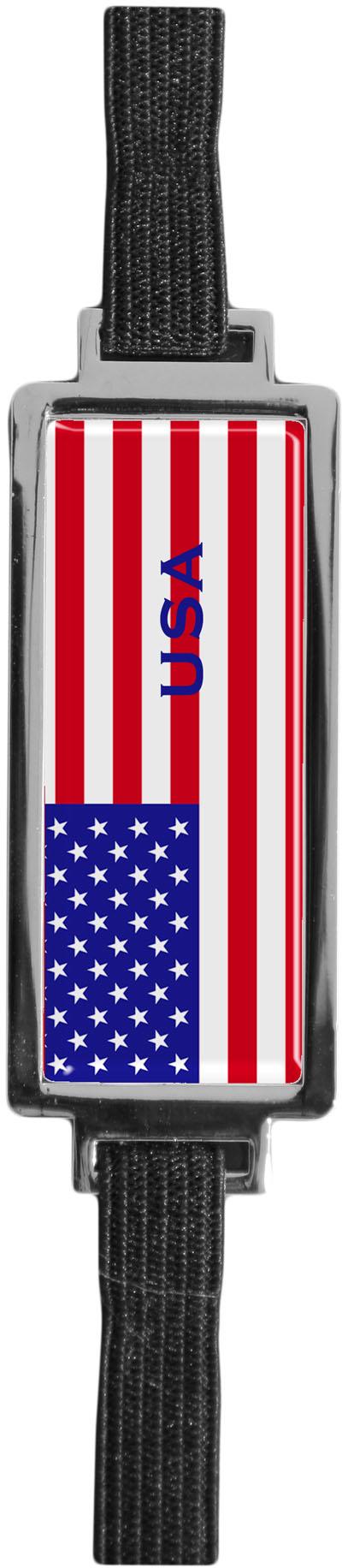 "Metall - Lesezeichen  ""USA"""