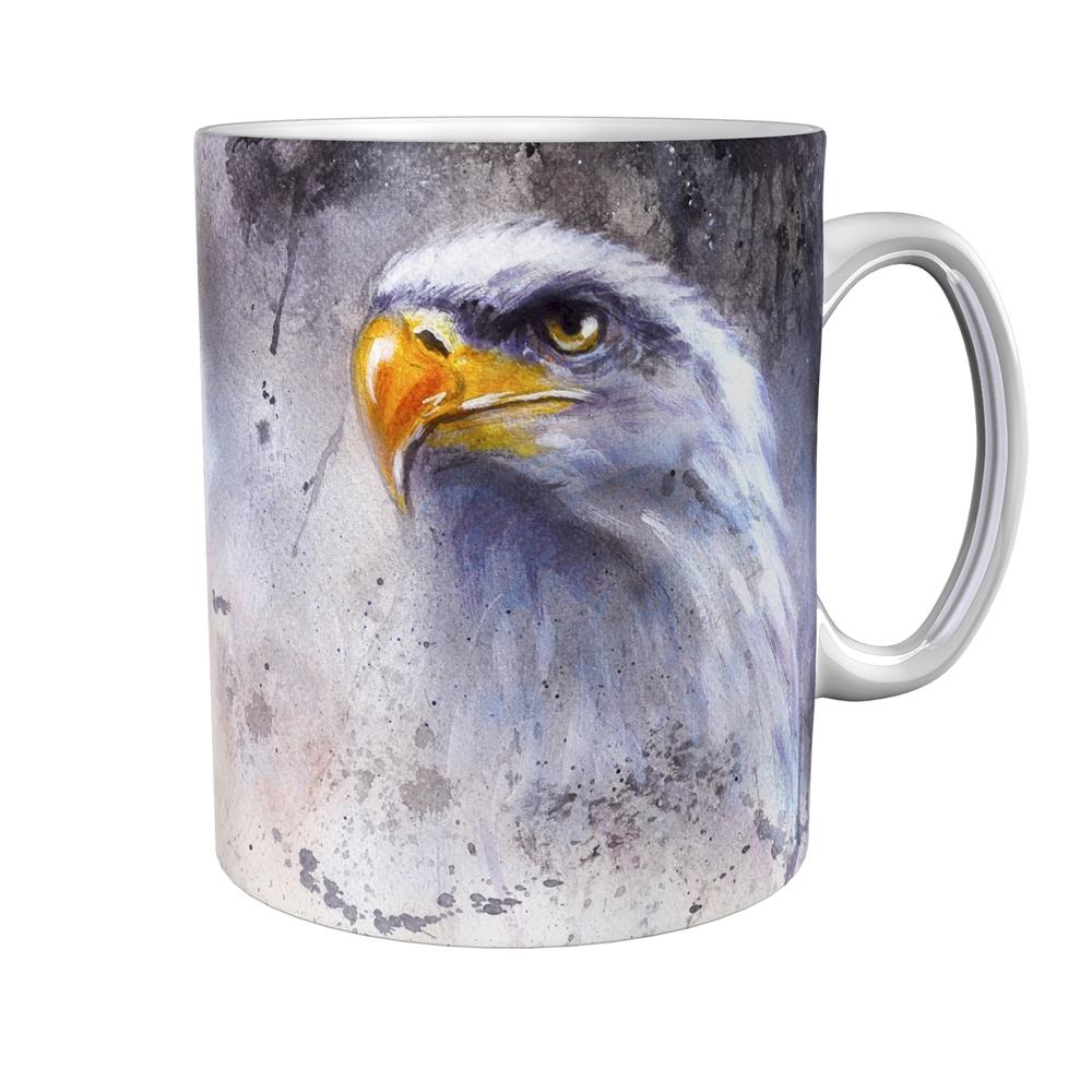 Kaffeetasse / Kaffeebecher / Adler / Geschenktasse