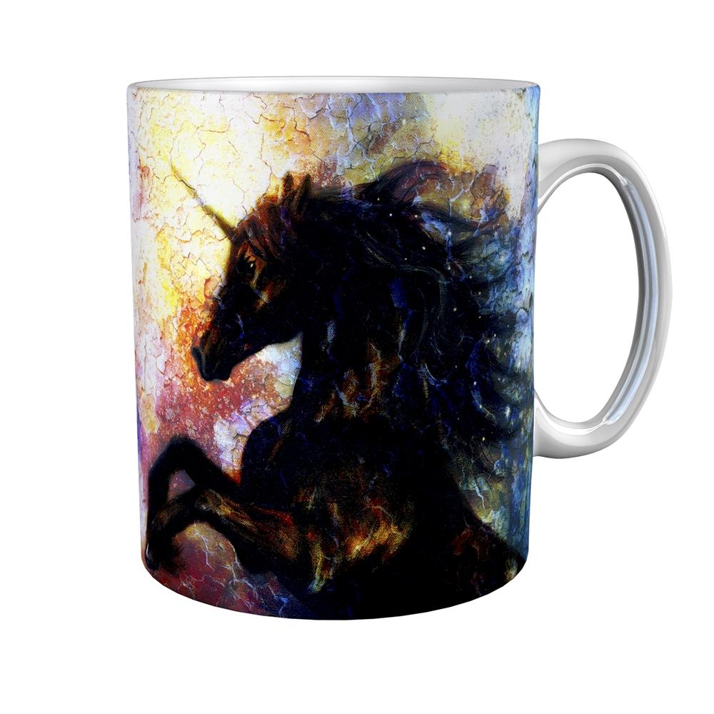 Kaffeetasse / Kaffeebecher / Einhörner / Fantasy / Geschenktasse