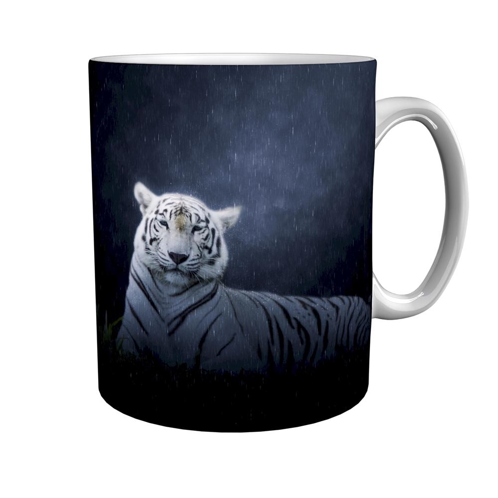 Kaffeetasse / Kaffeebecher / Tiger / Geschenktasse