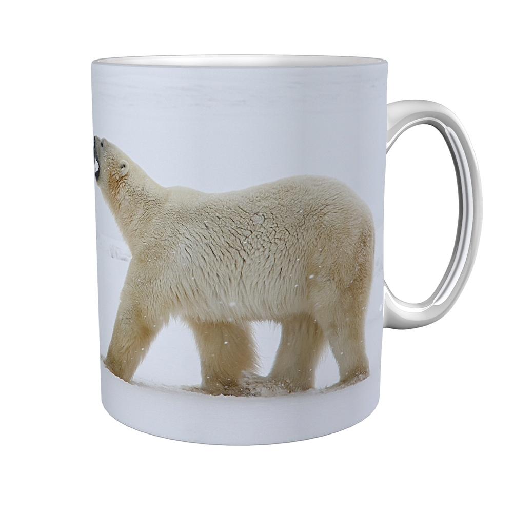 Kaffeetasse / Kaffeebecher / Eisbären / Geschenktasse
