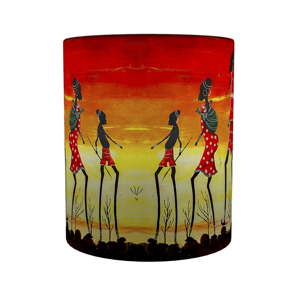 Kaffeetasse / Kaffeebecher / Afrika / Geschenktasse