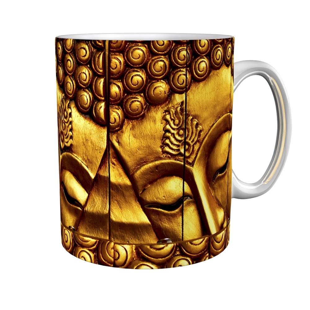 Kaffeetasse / Kaffeebecher / Buddah / ZEN / Geschenktasse