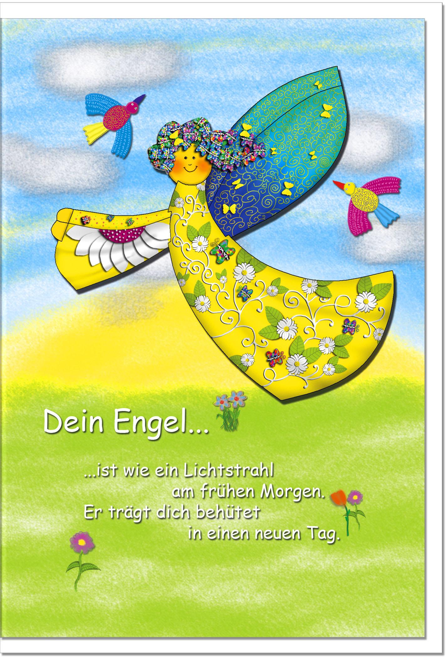 Engelskarten / Grußkarten /Engelkarte Engel