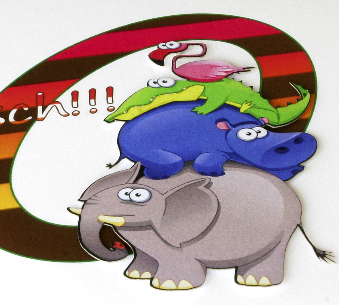Kindergeburtstagskarten / Grußkarten /Kindergeburtstag Ritter