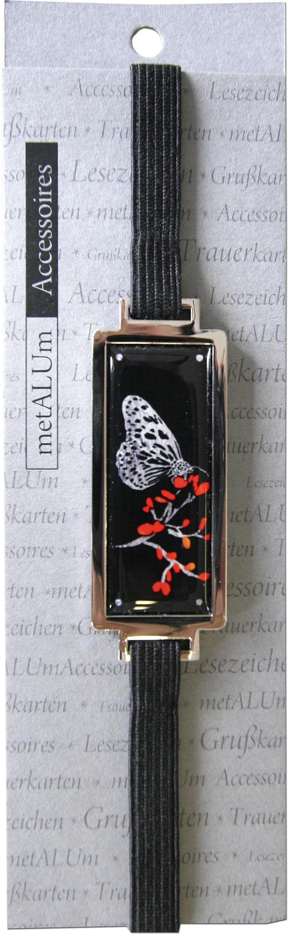 """Metall - Lesezeichen  """"Schmetterling"""""""