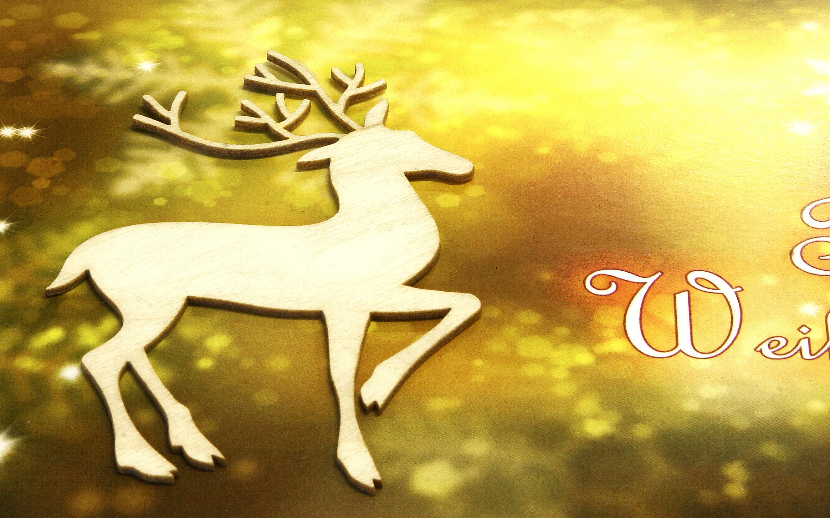 Weihnachtskarten / Grußkarten /Weihnachten Weihnachtsschlitten ...